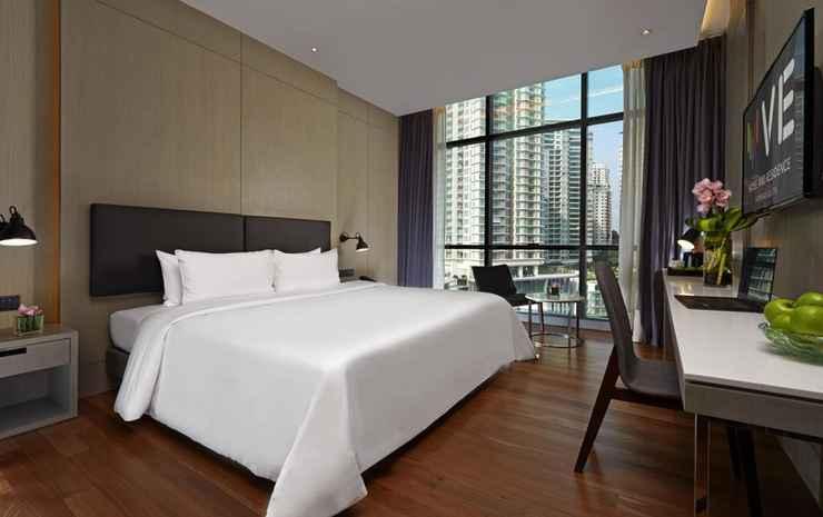 V E Hotel & Residence Kuala Lumpur - Deluxe Zipper - Feastcation Room Package