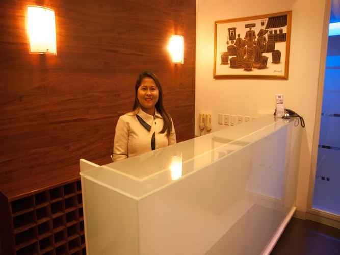 LOBBY M Suites Hotel