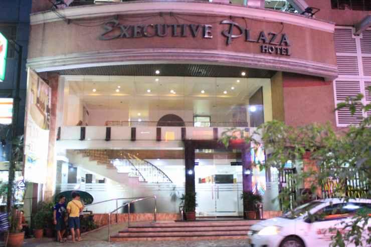 EXTERIOR_BUILDING Executive Hotel Manila (formerly The Executive Plaza Hotel)