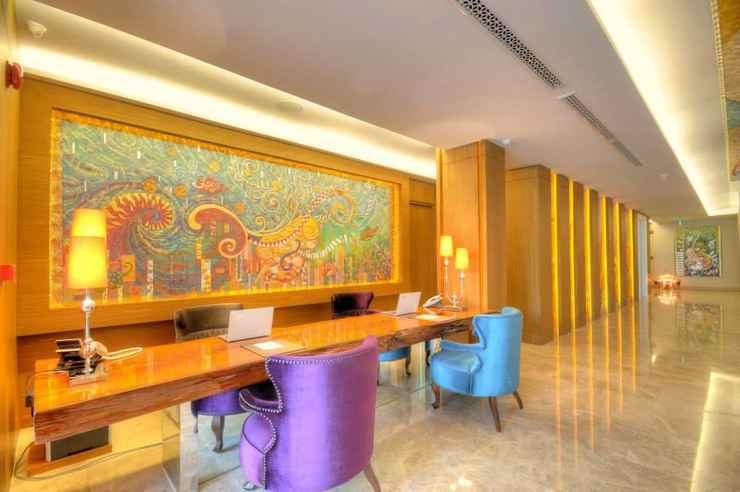 LOBBY One One Bangkok Hotel