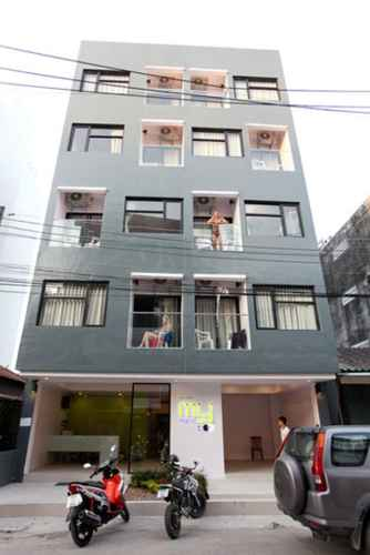 EXTERIOR_BUILDING My Hotel Phuket