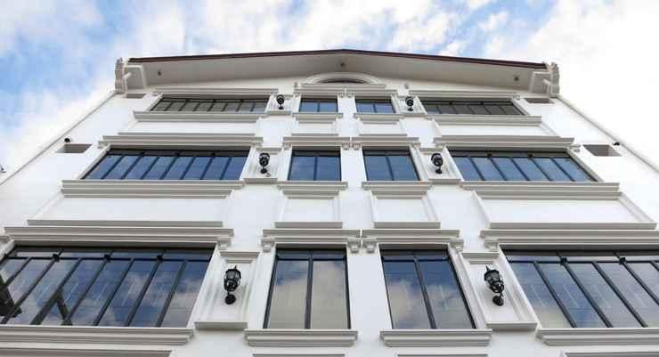 EXTERIOR_BUILDING Makati Riverside Inn