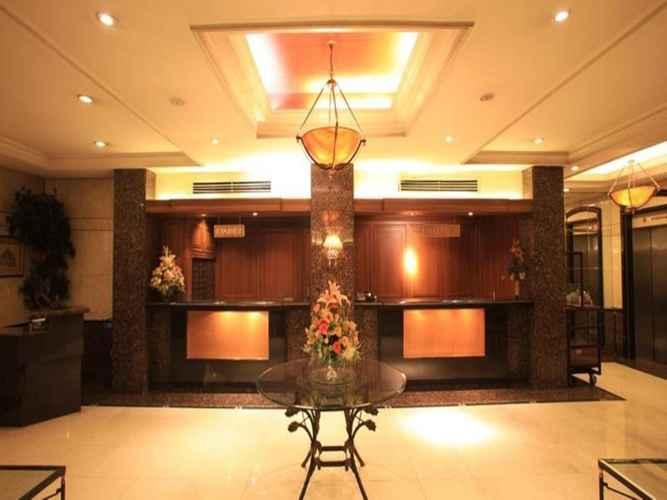 LOBBY Mabini Mansion Hotel