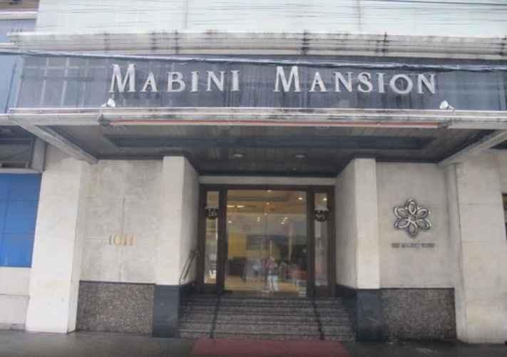 EXTERIOR_BUILDING Mabini Mansion Hotel