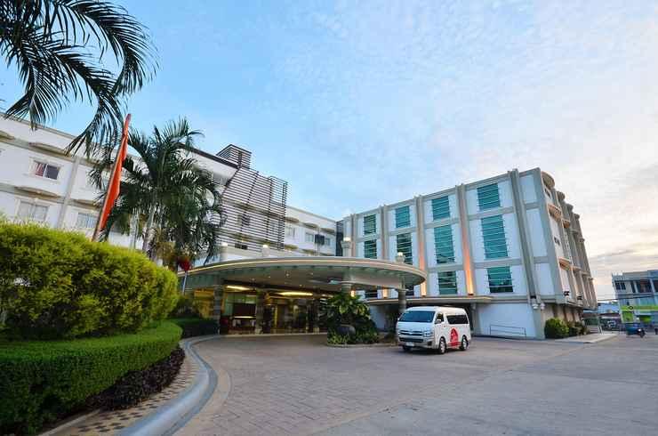 EXTERIOR_BUILDING Hotel Centro Palawan