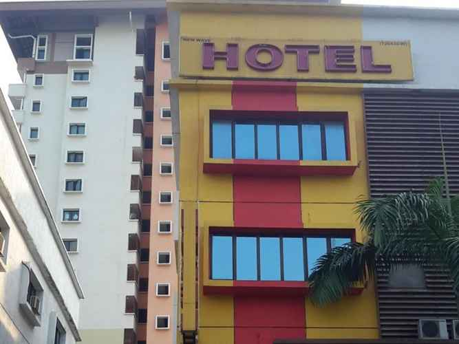 EXTERIOR_BUILDING Shah Alam Business Hotel