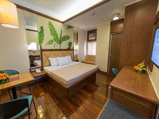 BEDROOM Kabayan Hotel Pasay