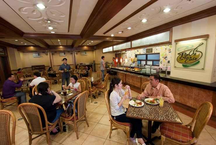 RESTAURANT Kabayan Hotel Pasay