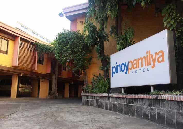 EXTERIOR_BUILDING Pinoy Pamilya Hotel