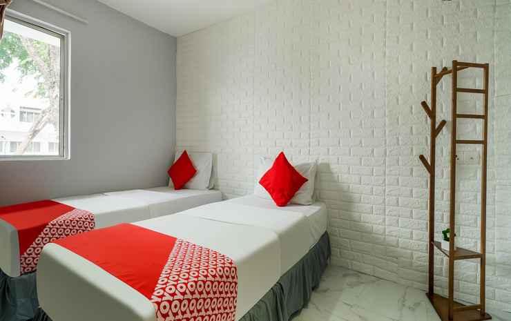 Q Express Hotel (Maluri) Kuala Lumpur - Deluxe Twin