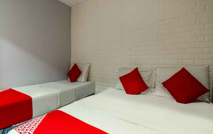Q Express Hotel (Maluri) Kuala Lumpur - Suite Triple