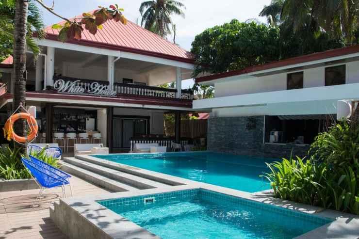 SWIMMING_POOL White House Beach Resort Boracay