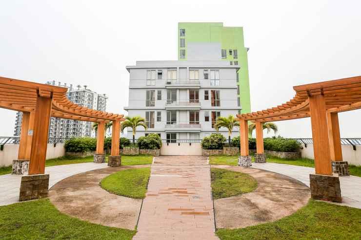 EXTERIOR_BUILDING Sunshine City Suites