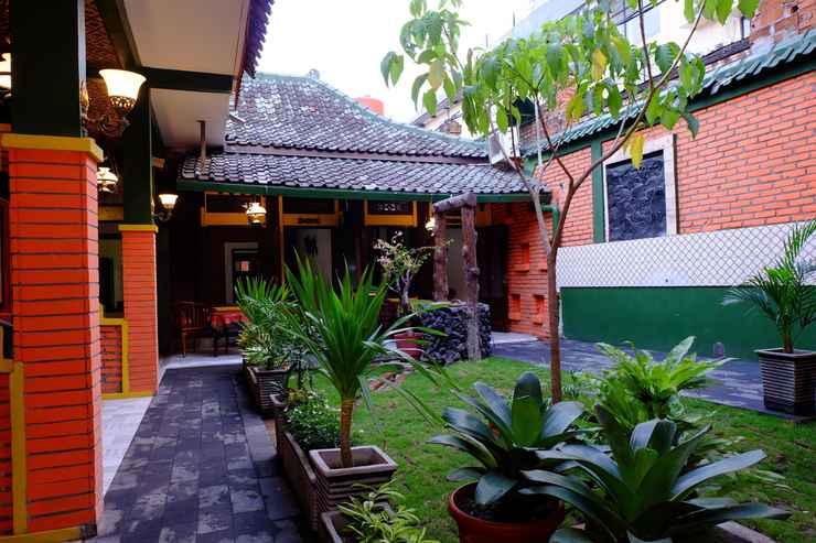 EXTERIOR_BUILDING Kampoeng Djawa Guest House