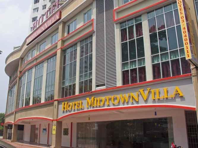 EXTERIOR_BUILDING Midtown Villa Hotel