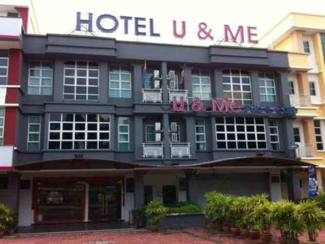 EXTERIOR_BUILDING U & Me Hotel