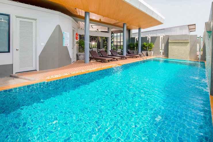 SWIMMING_POOL Ratana Hotel Sakdidet