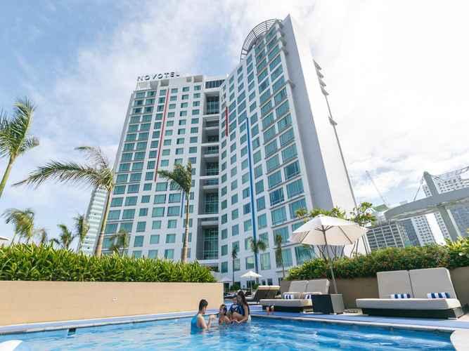EXTERIOR_BUILDING Novotel Manila Araneta Center