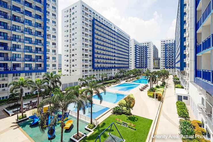 SWIMMING_POOL Sea Residences by Homebound