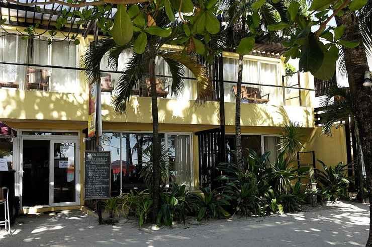 EXTERIOR_BUILDING Boracay SandCastles The Apartments