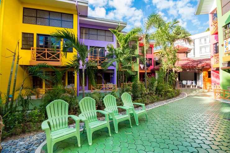 EXTERIOR_BUILDING The Club Ten Beach Resort Boracay
