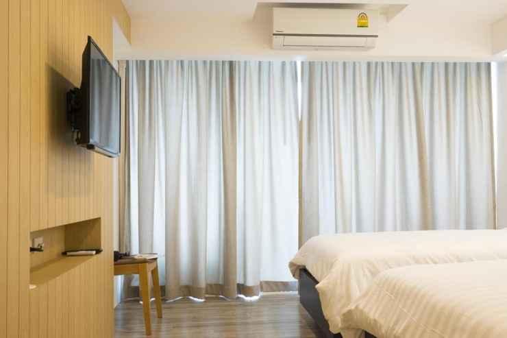 BEDROOM PJ Inn Pattaya