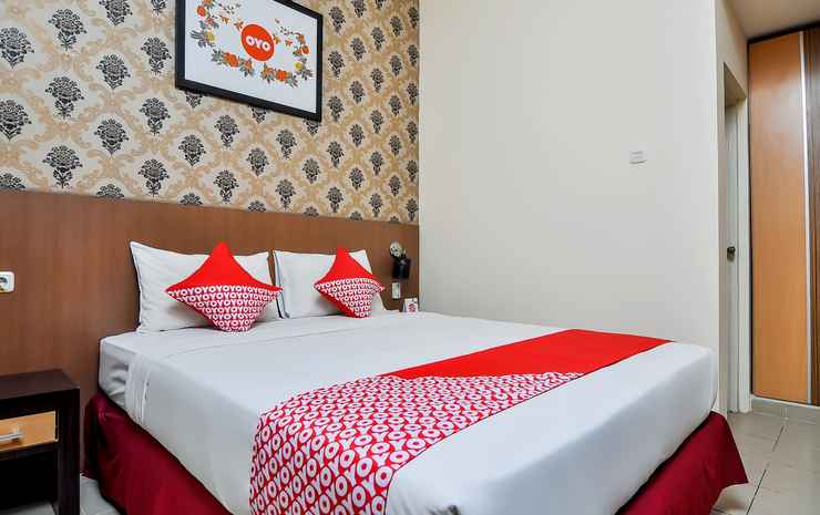 OYO 897 d'Dhave Hotel Padang - Standard Double