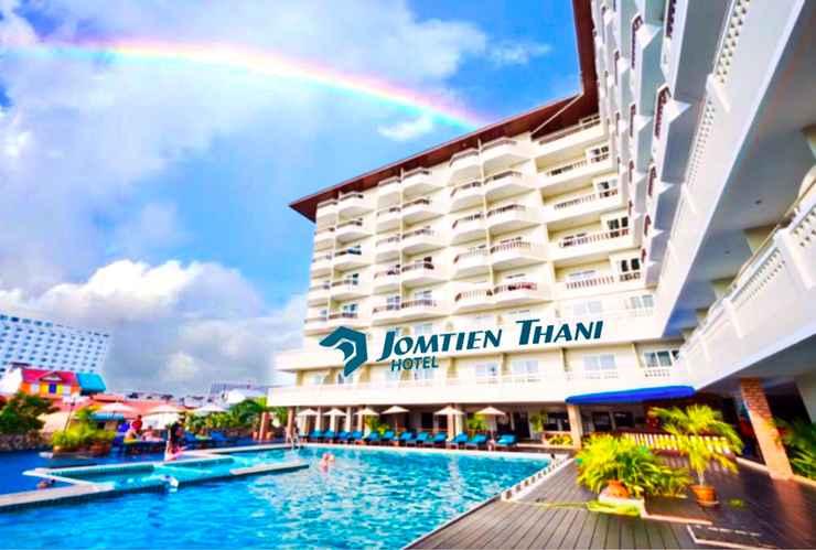 EXTERIOR_BUILDING Jomtien Thani Hotel