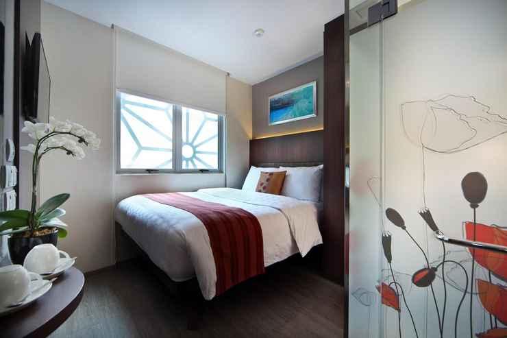 BEDROOM Hotel Clover 5 HongKong Street