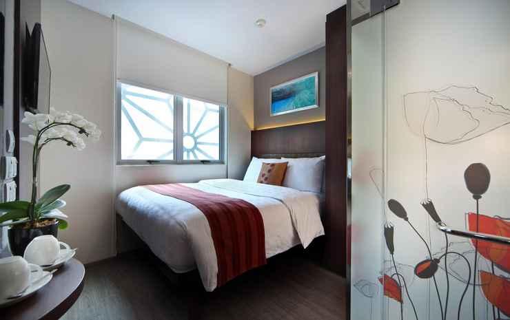 Hotel Clover 5 HongKong Street Singapore - Deluxe