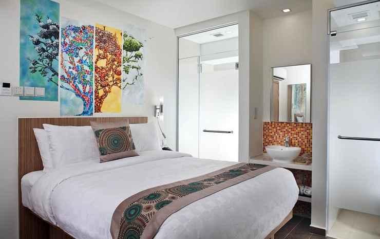 Hotel Clover The Arts Singapore - Deluxe Queen (No Window)