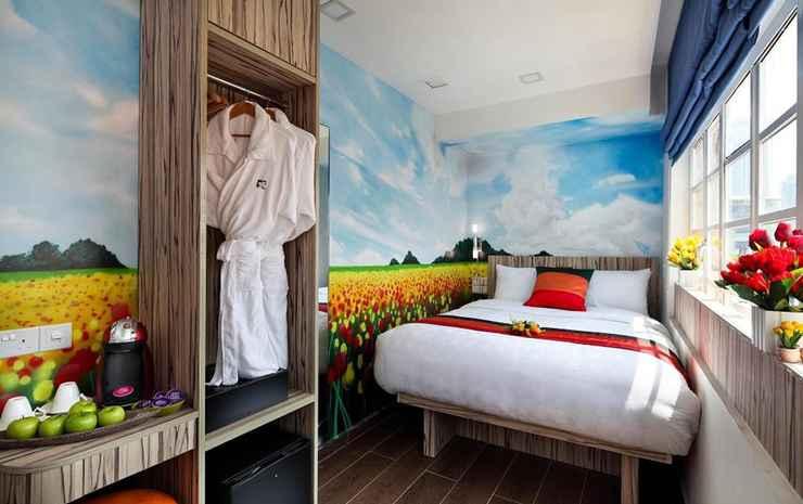 Hotel Clover The Arts Singapore - Executive Queen