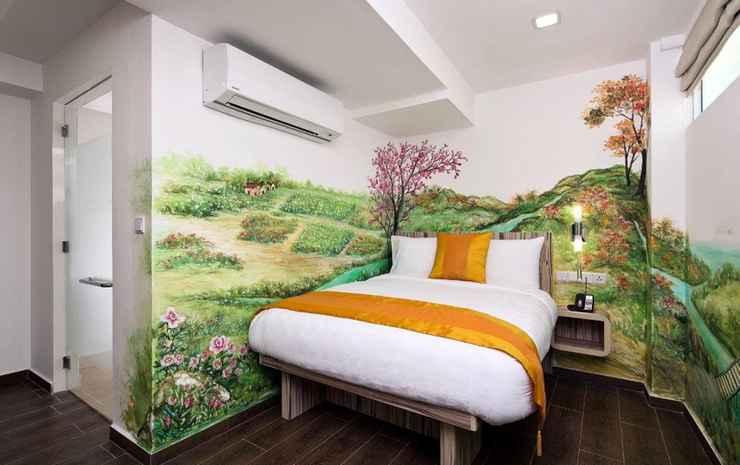 Hotel Clover The Arts Singapore -