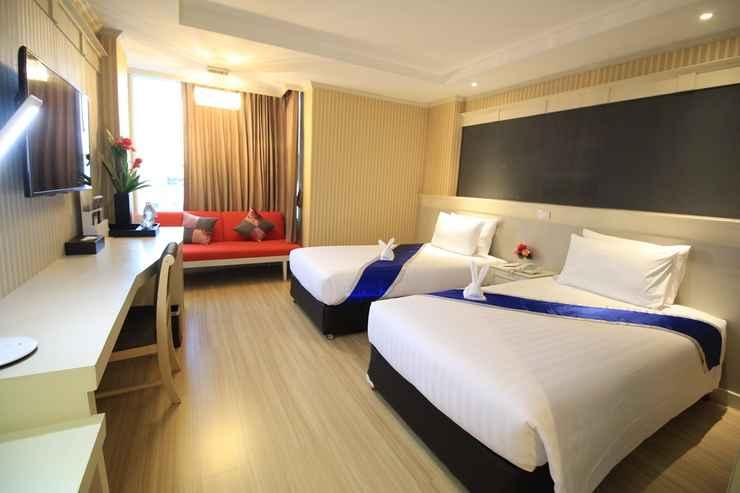 BEDROOM โรงแรม วีวิช ขอนแก่น