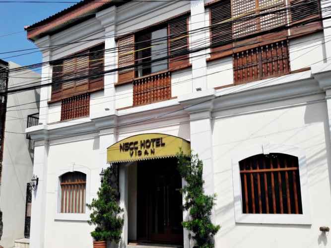EXTERIOR_BUILDING NSCC Hotel Vigan