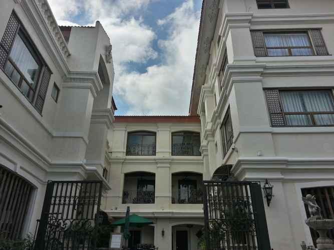 EXTERIOR_BUILDING Ciudad Fernandina Hotel