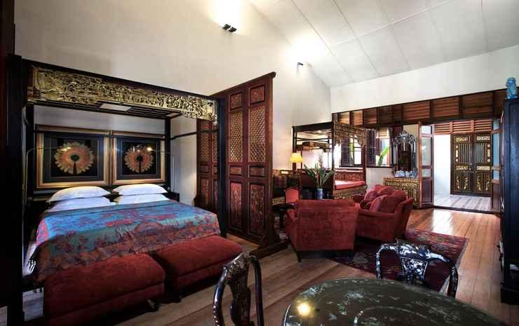 Seven Terraces Hotel Penang - Kamar Double Keluarga, Beberapa Tempat Tidur (Stewart)