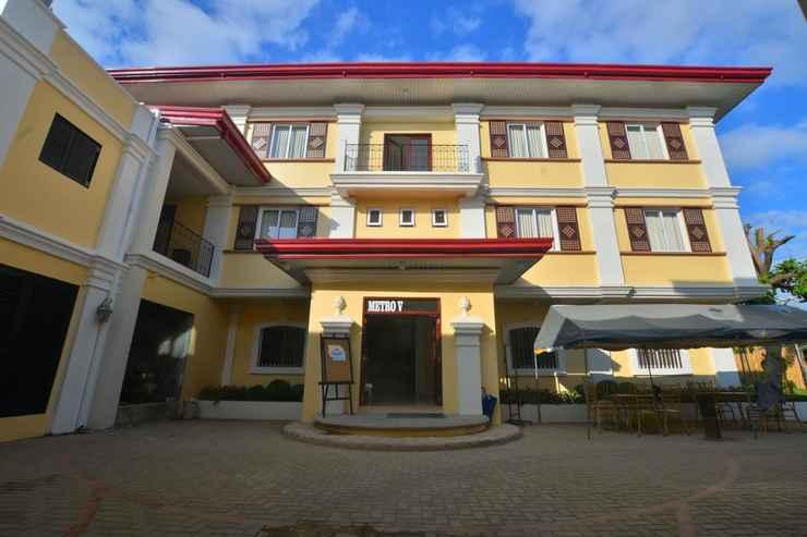EXTERIOR_BUILDING Metro Vigan Inn Bed & Breakfast Hotel Main