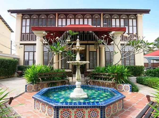 EXTERIOR_BUILDING Jawi Peranakan Mansion