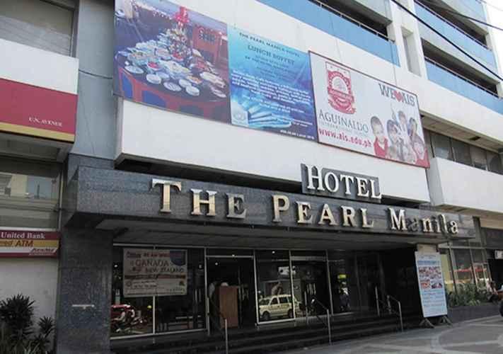 EXTERIOR_BUILDING The Pearl Manila Hotel