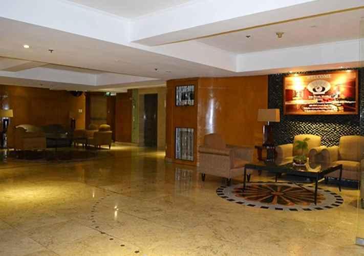 LOBBY The Pearl Manila Hotel