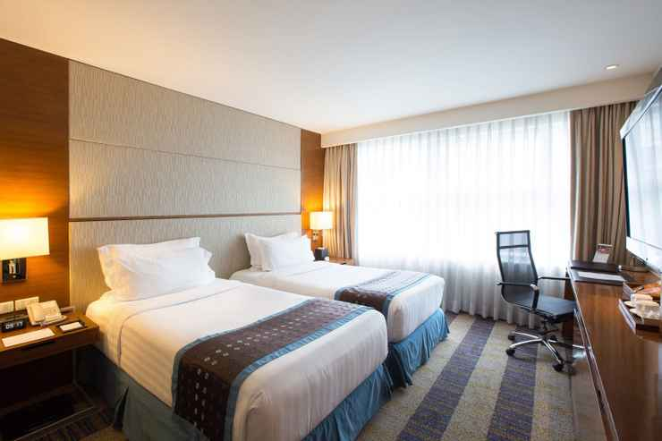 BEDROOM Lex Hotel Cebu