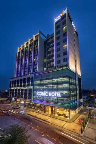 EXTERIOR_BUILDING Iconic Hotel Prai Penang