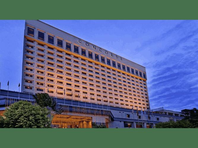 EXTERIOR_BUILDING Concorde Hotel Shah Alam