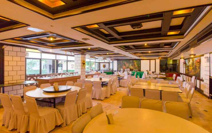 First Pacific Hotel and Convention Chonburi -
