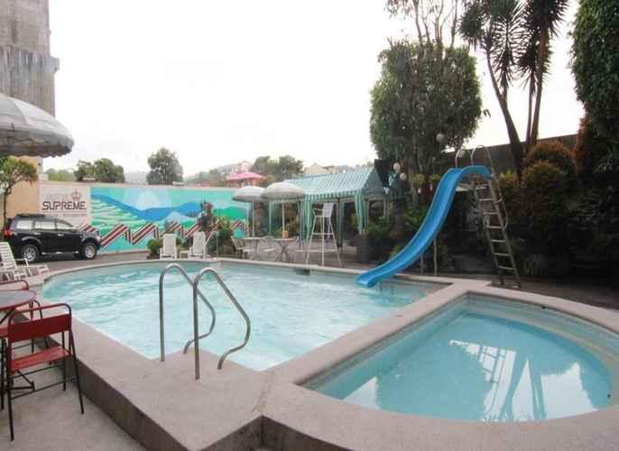 SWIMMING_POOL Hotel Supreme Baguio