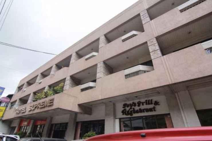 EXTERIOR_BUILDING Hotel Supreme Baguio