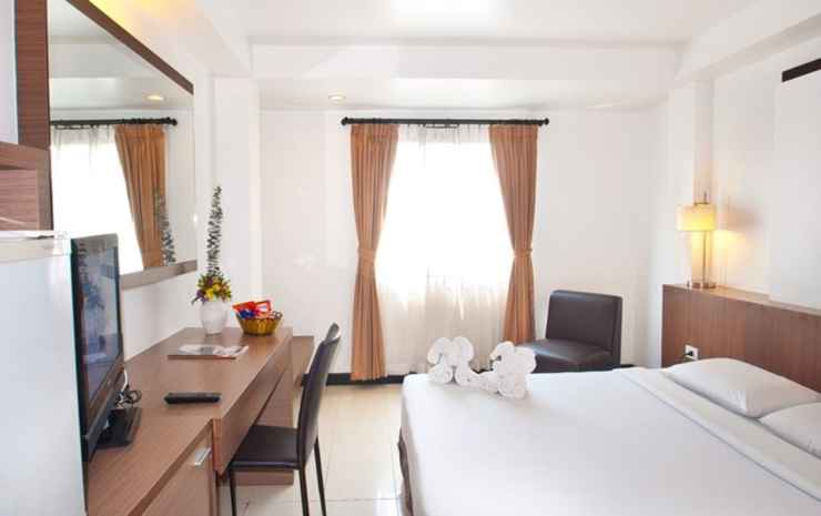 Flipper House Hotel Chonburi - Standard Room with Breakfast
