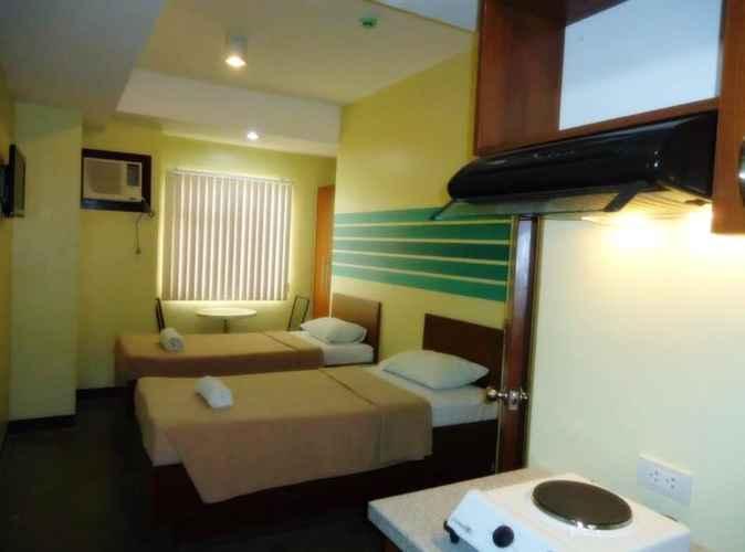 BEDROOM RedDoorz @ MJ Cuenco Avenue Cebu