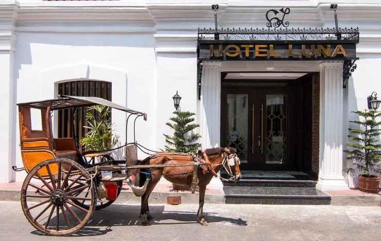 EXTERIOR_BUILDING Hotel Luna